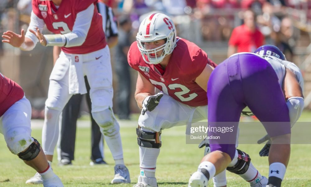 Seth Galina's mock first-round pick to the Steelers: Stanford's Walker Little