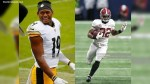 JuJu Smith-Schuster Hopes Steelers Draft RB Najee...
