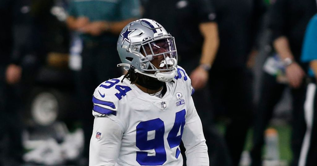 Cowboys 2021 Draft: Prospects for the LEO position...