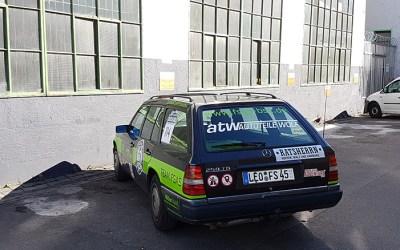 Danke für die Unterstützung: Autoteile Wolf in Stuttgart