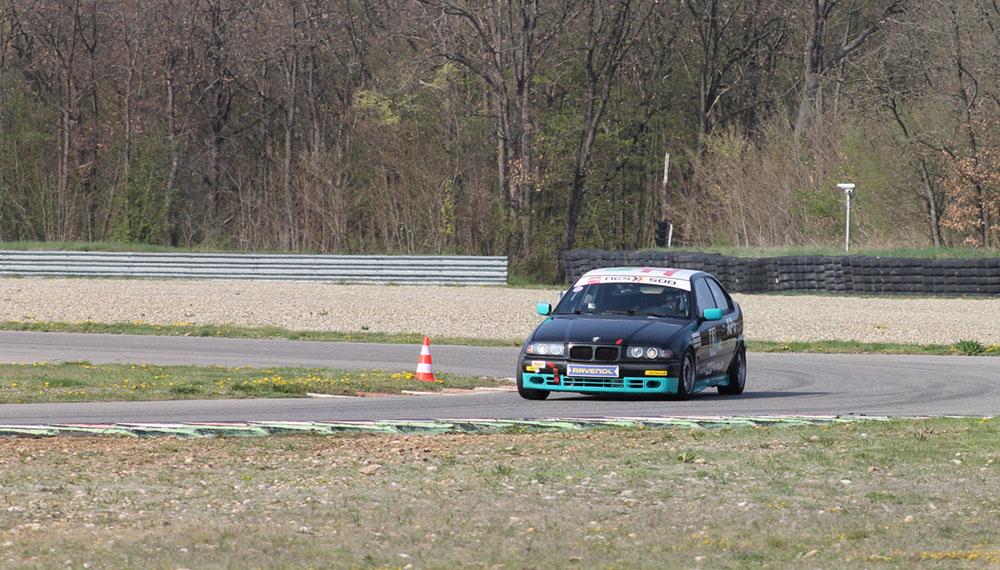 Trackday Anneau du Rhin BMW