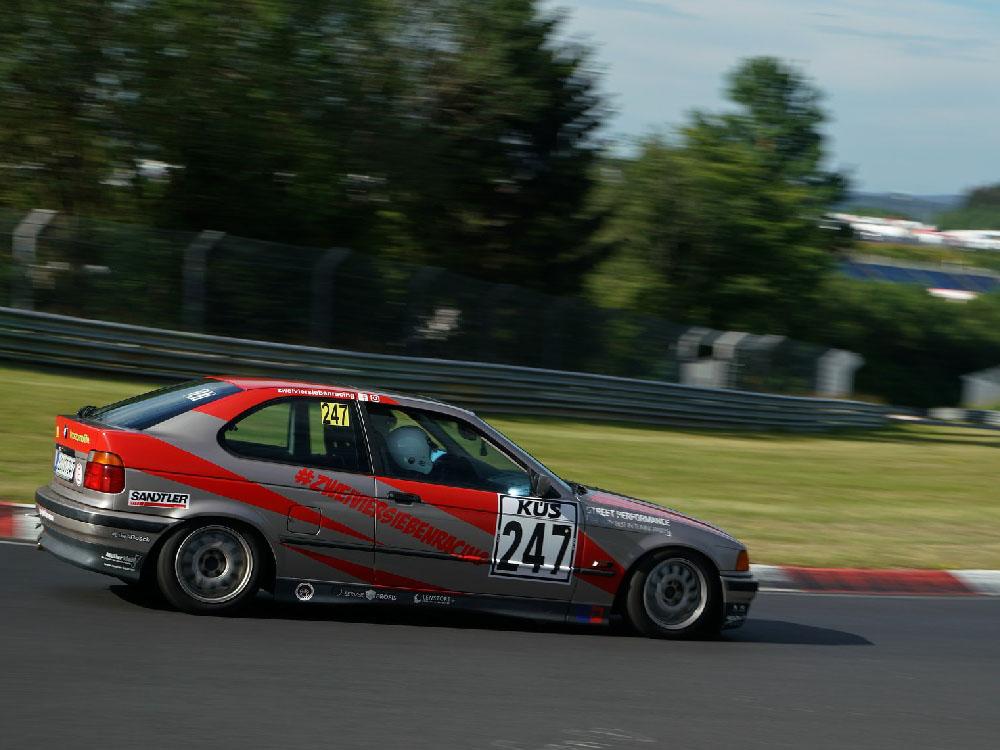 BMW E36 Hannelore