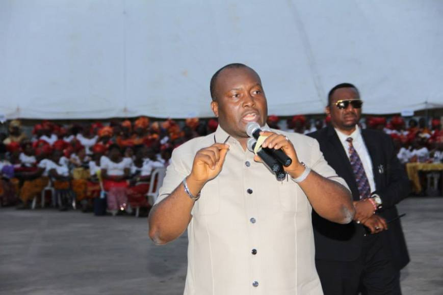 THIS IS WHY I MUST BE THE NEXT ANAMBRA STATE GOVERNOR - CAPITAL OIL BOSS IFEANYI UBAH BOASTS