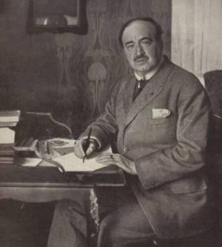 blasco ibanez 1919- 19 dic NM - Blasco Ibañez