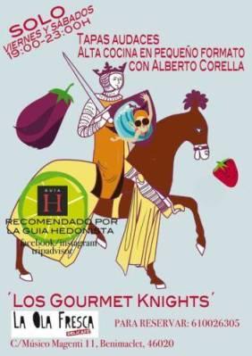 gourmet knights