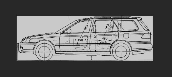 3ds Max: подготовка чертежей для виртуальной студии ...