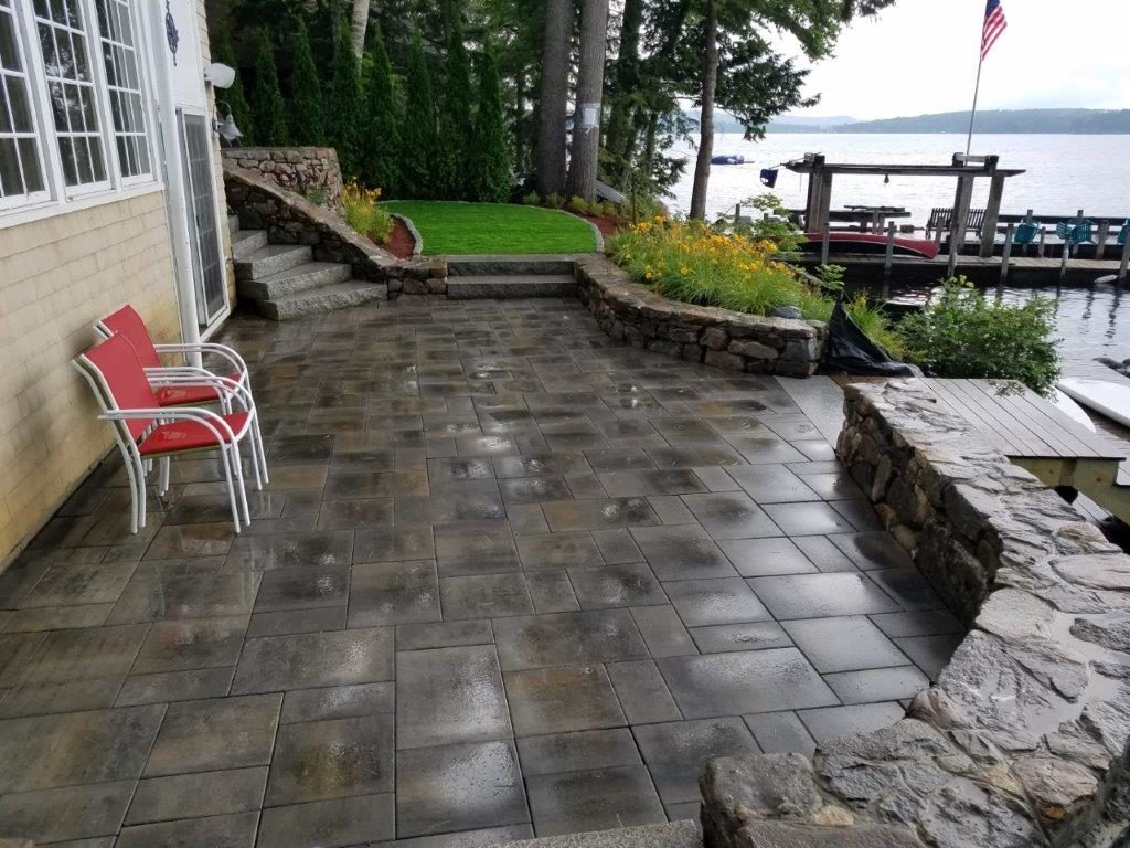 https natureselitenh com 4 reasons to ask your paver patio installer for concrete pavers over natural stone