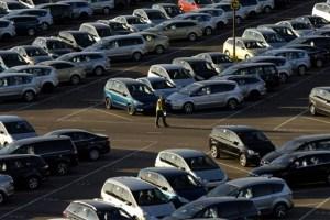 Piața auto europeană a scăzut în februarie cu 7,4%. Fără coronavirus!