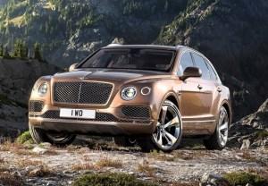 Ultimatum pentru Bentley, de la actionarii Volkswagen, pentru a reveni pe profit