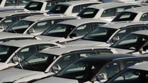 Declin al pietei auto europene, in prima jumatate din 2019