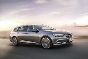 Spatios si sportiv: noul Opel Insignia Sports Tourer