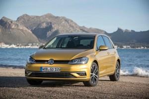 Noul Volkswagen Golf poate fi comandat