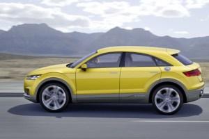Audi Q4 vine in 2019