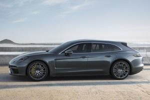 Primul break din istoria Porsche: Panamera Sport Turismo