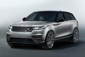 Noul Velar, in mijlocul gamei Range Rover