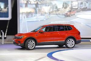 Volkswagen Tiguan Allspace, in premiera europeana la Geneva