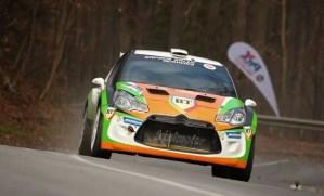 CNRD, Tess Rally 2017: Simone Tempestini incepe sezonul in forta