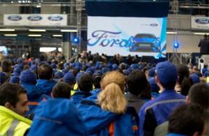 Ford Romania angajeaza aproape 1.000 de oameni pentru productia modelului EcoSport