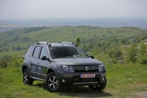 Dacia lanseaza versiunea Duster EDC si noua serie limitata Explorer
