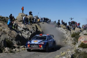 WRC, Argentina 2017: Hyundai, la al doilea succes consecutiv