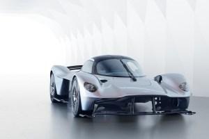 Update pentru Aston Martin Valkyrie