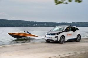 BMW i propulseaza acum si mobilitatea electrica pe apa