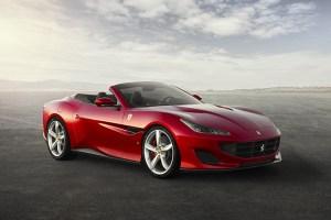 Ferrari California, inlocuit cu Portofino