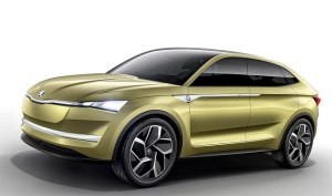 Skoda Felicia E – un hatchback full electric?