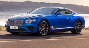 Noul Bentley Continental GT se vrea regele categoriei Grand Tourer