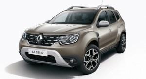 Renault isi pune logo-ul pe noul Duster