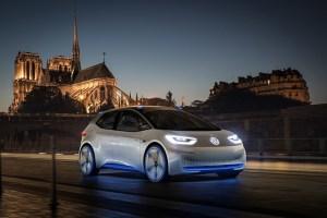 Volkswagen va prezenta primul sau model electric de serie in toamna, la Frankfurt. Golf VIII, pus in asteaptare!