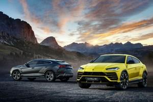 S-a lansat primul Super SUV: Lamborghini Urus