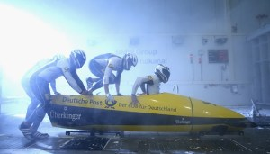 Boburile Germaniei de la Jocurile Olimpice beneficiaza de tehnologie BMW