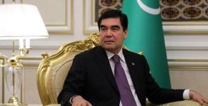 Turkmenistanul interzice automobilele negre