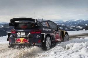 WRC 2018: Ogier a deschis balul, cu o victorie la Monte Carlo