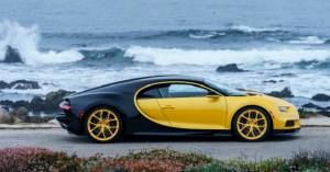 Cu 70 de exemplare Chiron livrate, anul 2017 a fost foarte bun pentru Bugatti