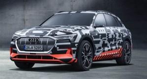 Versiunea electrica Audi Q3 e-tron va fi lansata in 2020