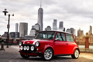 Inapoi in viitor: Mini Electric clasic