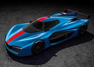 Pininfarina se va lansa in productia de modele electrice de inalta performanta