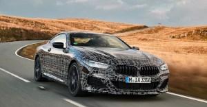 Noul BMW Seria 8 Coupe, anticipat de modelul de competitie BMW M8 GTE