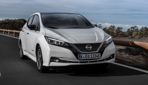 Nissan Leaf takes over in Europe