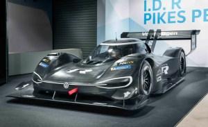 Volkswagen a dezvaluit monopostul electric cu care si-a propus sa doboare recordul de la Pikes Peak