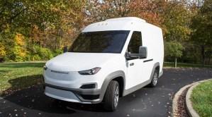 Un nou vehicul electric intra in competitia pentru flota de distributie a viitorului