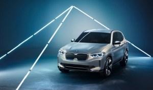 BMW iX3 Concept – start pentru noua generatie electrica BMW