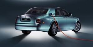 Mercedes, Rolls Royce, Bentley si Jaguar pregatesc segmentul de lux electric