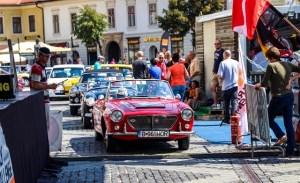 Sibiu Rally – trei zile de spectacol pentru pasionatii de masini clasice si sporturi cu motor