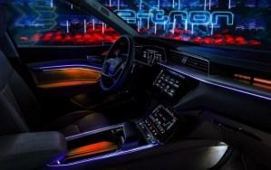 Asa va arata interiorul noului e-tron, primul SUV 100% electric de la Audi