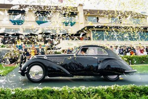 Best in Show la Pebble Beach 2018: Alfa Romeo 8C 2900B Touring Berlinetta din 1937
