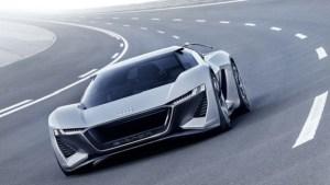 Audi PB18 e-tron – Masina sport a viitorului, intr-o viziune radicala, electrificata