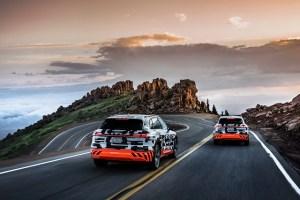 Audi e-tron va fi primul model electric cu sistem electo-hidraulic de franare